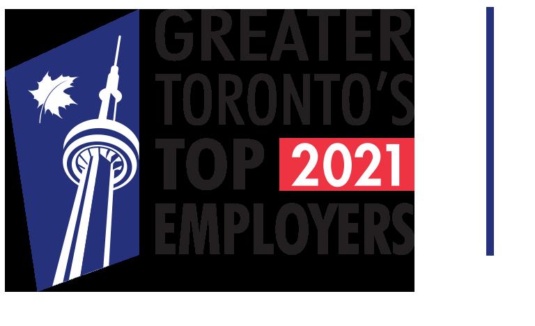 Top 100 Employers logo 2021